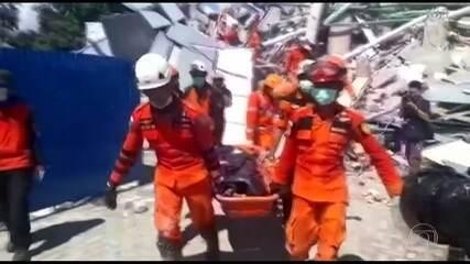 Terremoto e tsunami na Indonésia atingem 1,5 milhão de pessoas