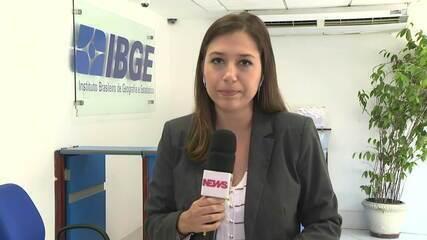 Produção da indústria brasileira registra queda de 0,3% em agosto