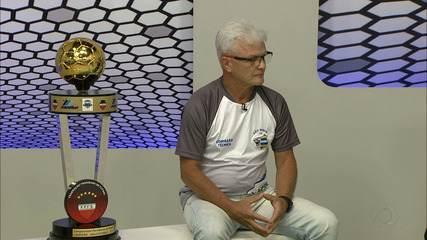 Técnico do São Bento comenta a conquista do time no Campeonato Paraibano de Futsal