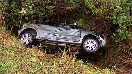 Menino de seis anos é o único sobrevivente de um acidente em Minas Gerais