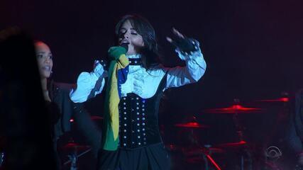 Fãs vibram com Camila Cabello e outros artistas no Z Festival, em Porto Alegre