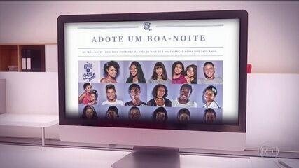 Campanha em SP incentiva a adoção de crianças com mais de 8 anos