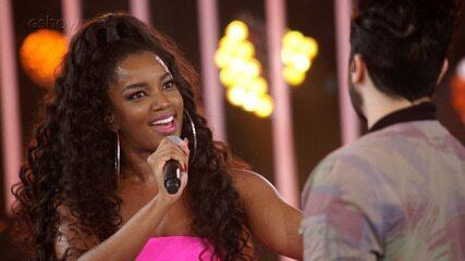 Iza fala sobre sua indicação ao Grammy