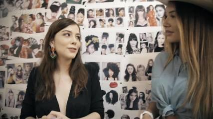 Bia Arantes fala sobre beleza e os cuidados que tem com a pele