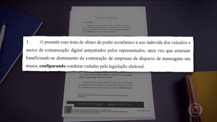 PT pede que o TSE declare Bolsonaro inelegível por oito anos