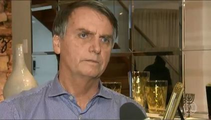 Jair Bolsonaro (PSL) recebe deputados em sua casa no Rio