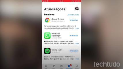 Como atualizar o WhatsApp no iPhone
