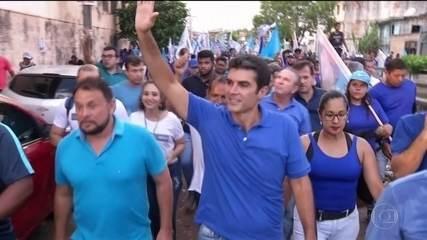 Helder Barbalho (MDB) é eleito governador do Pará