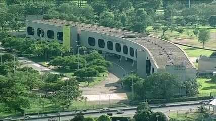 Prédio da transição de governo já está pronto em Brasília