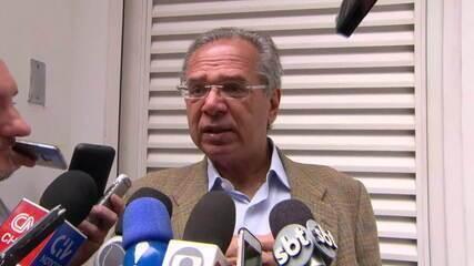 Paulo Guedes cita criação de nova previdência com regime de capitalização