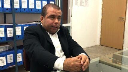 Felipe Inácio Alvarenga desenvolve projeto que leva escola para obras