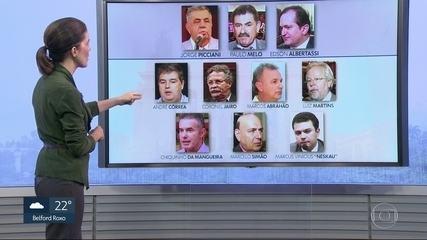 Força-tarefa da Lava Jato mira 10 deputados estaduais do RJ