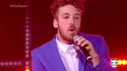 João Côrtes cantou 'Uptown Funk'