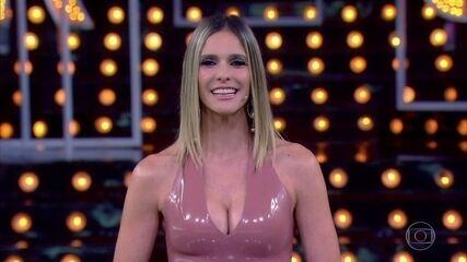 Fernanda Lima fala sobre o corpo