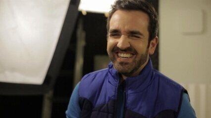 'Compartilha': conheça o apresentador Filipe Almeida