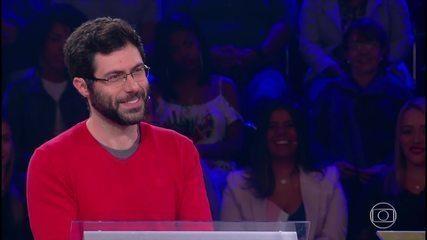 Fernando Figuera retorna ao ´Quem Quer Ser Um Milionário`