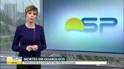 Prefeitura de Guarulhos diz que baile funk onde 3 morreram não tinha autorização
