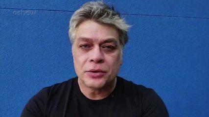 Fábio Assunção revelou que não pensava em ser ator
