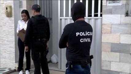 Policiais civis fazem operação contra pornografia infantil em 18 estados e no DF