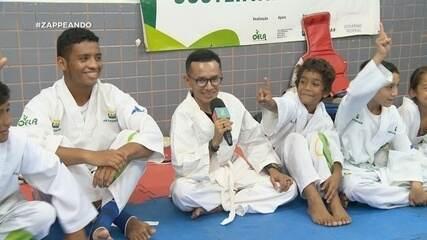Parte 3: Pra fechar, tem muito taekwondo