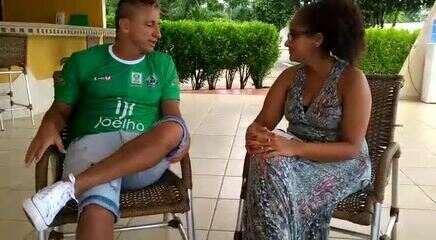Paulo Nunes participa de bate-papo e fala sobre Palmeiras, Dudu e CR7