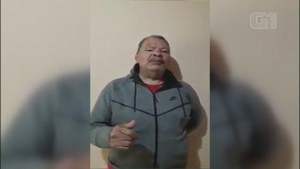 Internado com demência, Maguila pede para sair de clínica em Itu