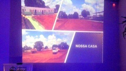 Real apresenta equipe e novo estádio para a disputa do campeonato brasiliense