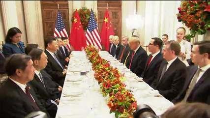 EUA suspendem plano para aumentar tarifas de produtos da China