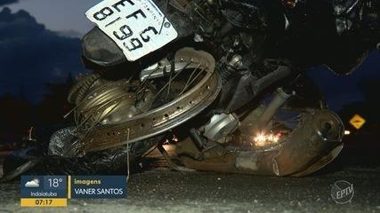 Médica embriagada provoca série de acidentes em Campinas