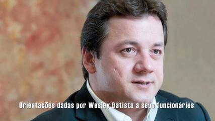 Ouça mensagens de WhatsApp em que Wesley Batista orienta funcionários a comprar e vender ações