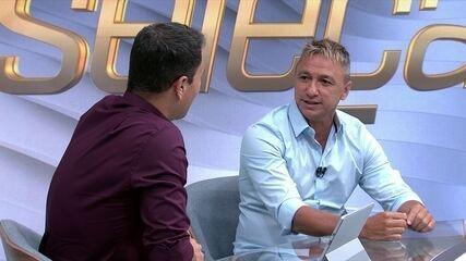Paulo Nunes entra para o time de comentaristas do Seleção