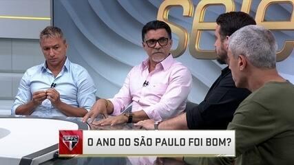 Ricardo Rocha fala sobre demissão do São Paulo