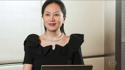 A pedido dos EUA, polícia do Canadá prende executiva chinesa
