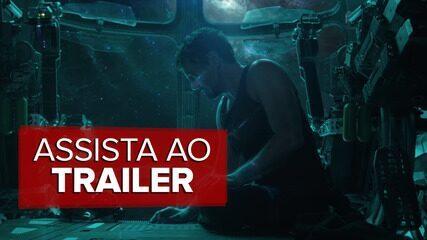 Trailer de 'Vingadores: Ultimato'