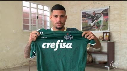 Piauiense destaque no Brasileirão sub-20 pelo Palmeiras fala sobre boa fase