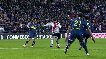 Melhores momentos: River Plate 3 x 1 Boca Juniors pela final da Taça Libertadores