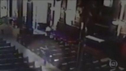 Polícia investiga ataque que deixou quatro mortos na Catedral de Campinas, SP