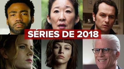As 10 séries que marcaram 2018