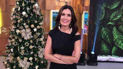 Fátima Bernardes relata como enfrentou um dos maiores desafios de seu 2018