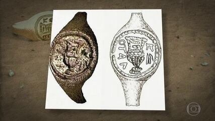 Anel de 2 mil anos pode provar veracidade de histórias dos Evangelhos
