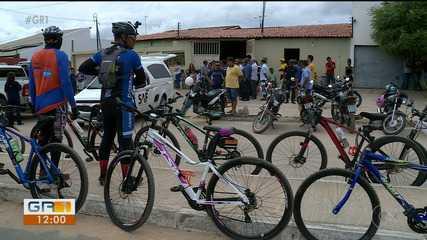 Dois ciclistas morreram atropelados em Petrolina