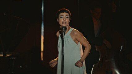 'Elis - Viver é melhor que sonhar': veja imagens de Mel Lisboa como Rita Lee