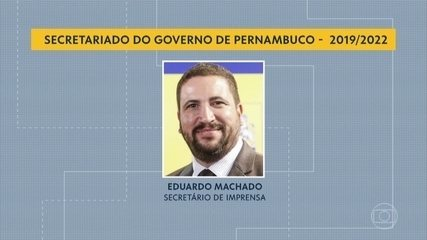 Nomes dos secretários do segundo governo de Paulo Câmara são divulgados