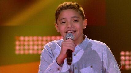 Renan Andrade canta 'Reconvexo'