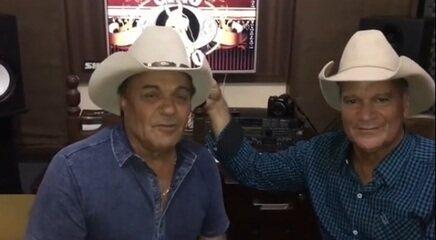 Relembre reportagem de 2019: Gino e Geno anunciam novo integrante