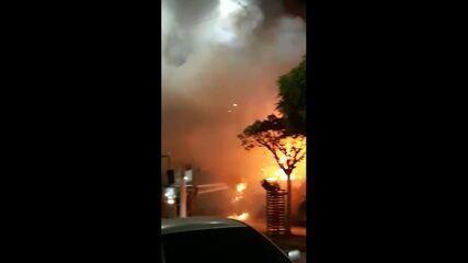 Secretário de Segurança Pública do Ceará fala sobre ataques em séries