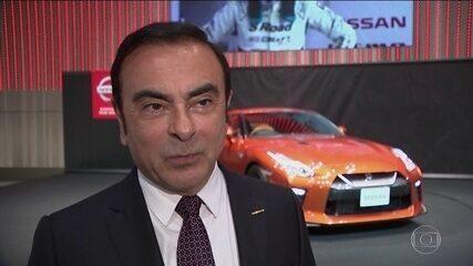 Ex-presidente do conselho administrativo da Nissan se declara inocente