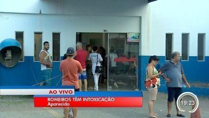 Quinze hóspedes de hotel em Aparecida são atendidos no PS com intoxicação alimentar