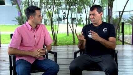 Domingo, no Esporte Espetacular: Carille explica como usar Sornoza e Ramiro no Corinthians