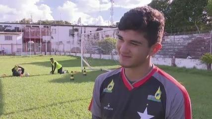 Após um ano na base do Flamengo e três no Rio Branco-AC, goleiro vai para o Brasilis-SP